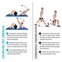 Sport-Tiedje Kettlebell plakat Detailbild