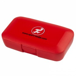 Sport-Tiedje boîte pour pilules