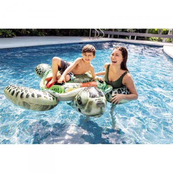 Bouée Intex RideOn Realistic Sea Turtle