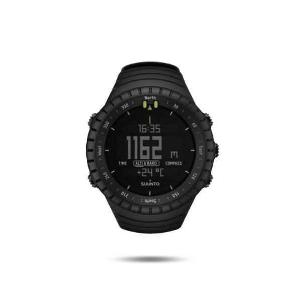 Suunto Core All Black montre pour l'usage extérieur
