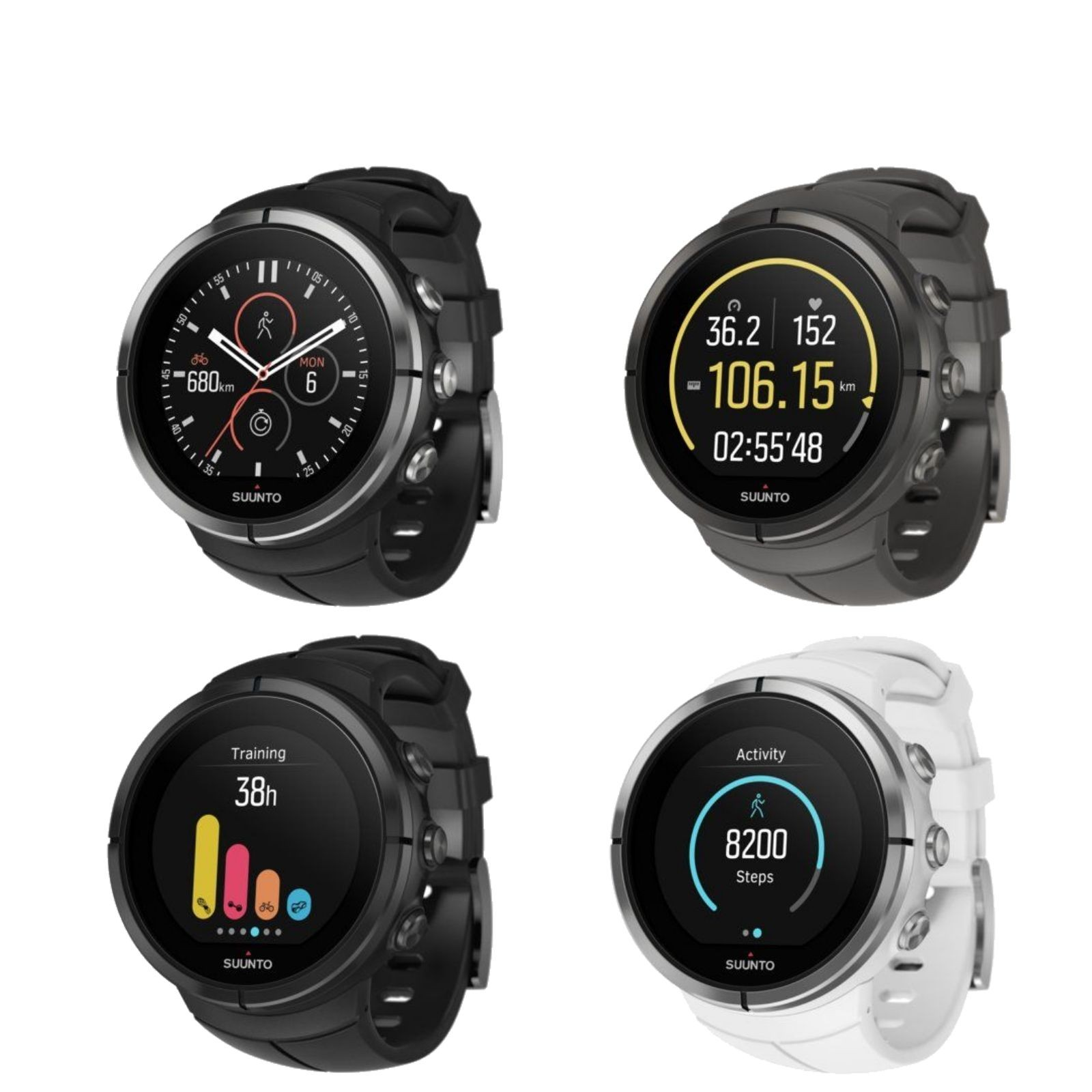 Suunto multi-sport watch Spartan Ultra (HR)