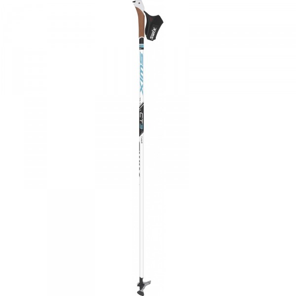 Swix CT3 White Carbon Active Premium T&G