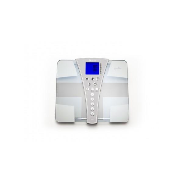 Tanita kropsanalysevægt BC587, sølv