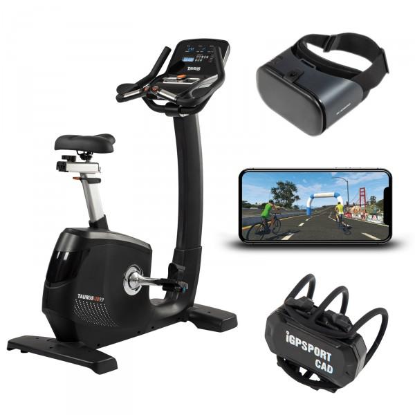 Ergometr Taurus UB9.9 VR Fitness