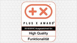 Figure: Hoge kwaliteit en functionaliteit