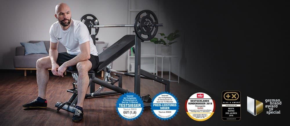 Banc de musculation de haute qualité à prix abordable