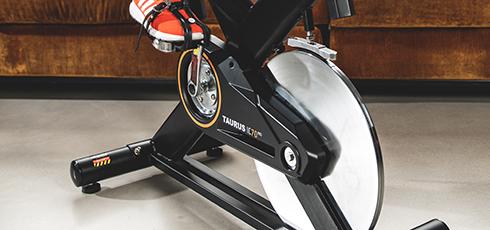 Taurus indoor bike IC70 Pro <strong>Taurus indoor bike IC70 Pro</strong>: Udviklet til intensiv træning