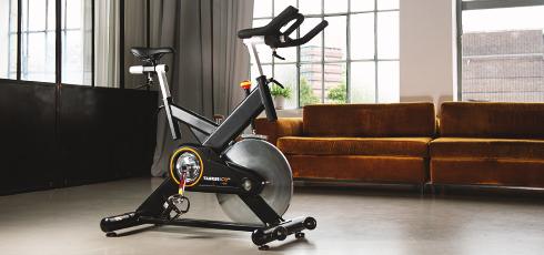 Taurus indoor bike IC70 Pro Taurus Indoor Bike har rigtig godt udstyr