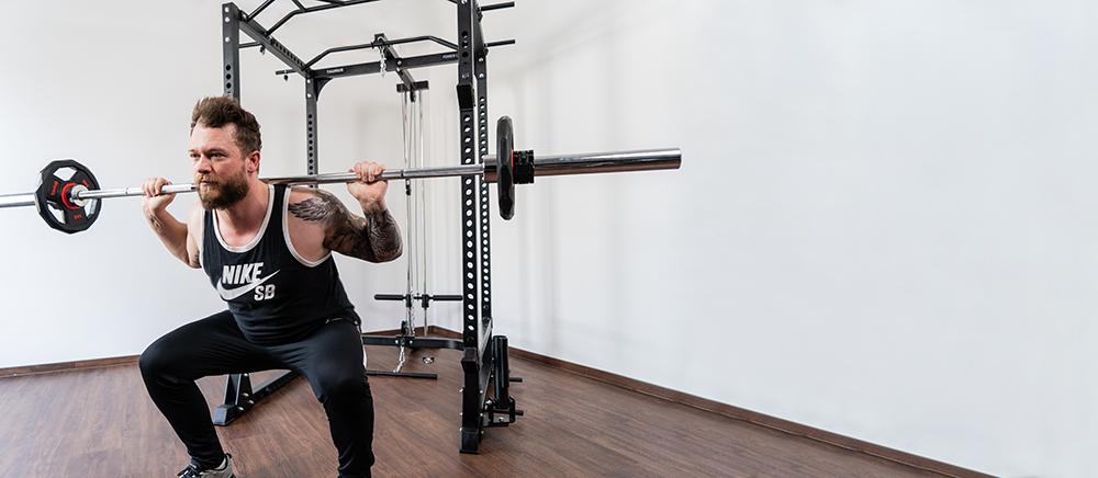 Cage à squat Taurus Ultra Pro