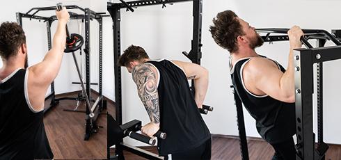 Cage à squat Taurus Ultra Pro Tout-en-un