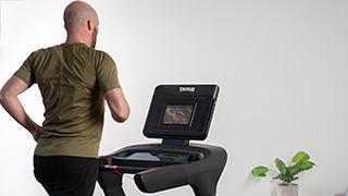 Figure: Běžecký trénink na úrovni fitness centra