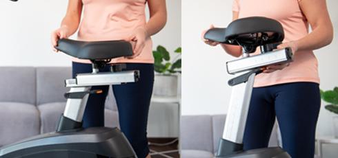 Taurus motionscykel UB9.9 Tilpasser sig dine behov – altid!