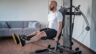 Figure: Omfattende helkropstræning