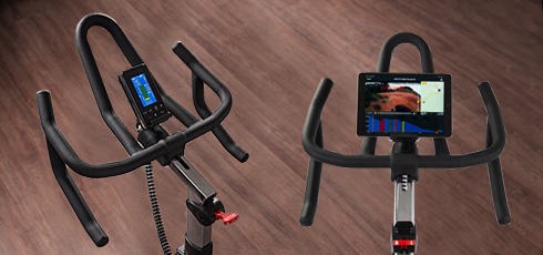 Figure: Trainingscomputer compatibel met Bluetooth voor het gebruik van apps