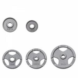 Taurus Hammertone Weight Plates 50mm
