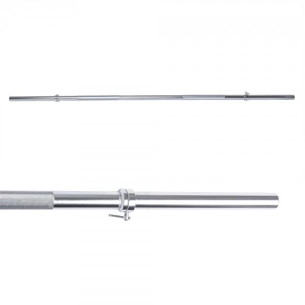 Barre de musculation Taurus 165cm