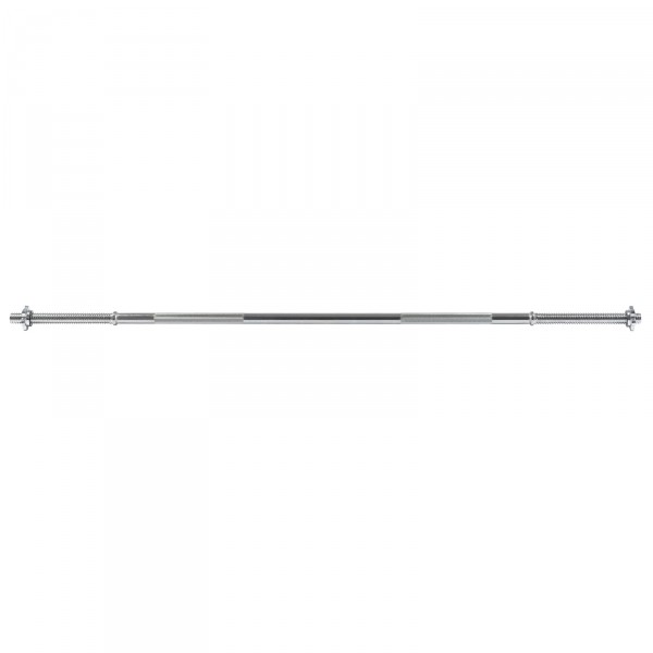 Barbell Bar with Star Collars 165 cm