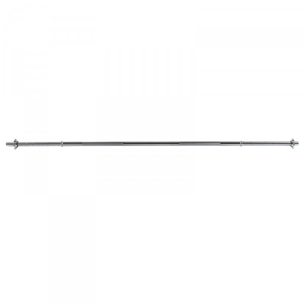 Barbell Bar with Star Collars 200 cm