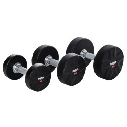 Taurus polyurethane compact dumbbell purchase online now