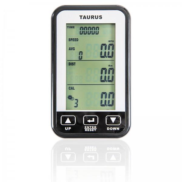 Ordinateur d'entraînement Taurus pour vélo de biking