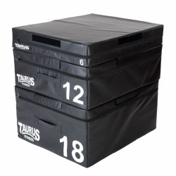 Taurus Soft Plyo boxes (3er Set)