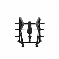Taurus Iso Chest Press Sterling | Krachtstation, krachttraining
