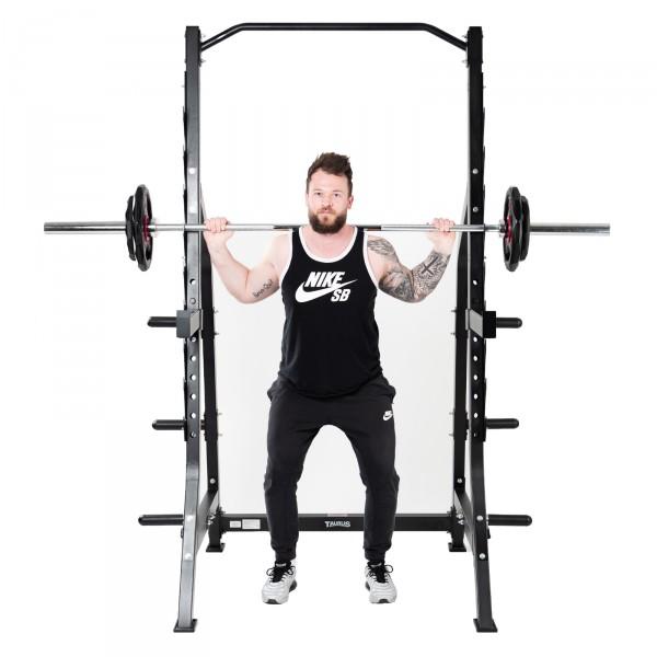 Rack à squat Taurus Multi Pro