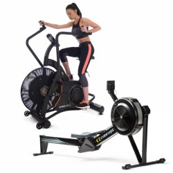 Set Taurus Ergo-X - concept2 model D sort