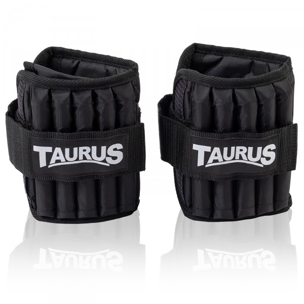 Taurus wrist and ankle weights