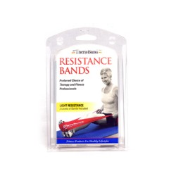 Kit bandes de résistance Thera-Band 1,5 m