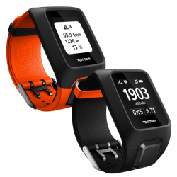 TomTom Outdoor GPS watch Adventurer Cardio + Music