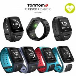 Zegarek sportowy TomTom Runner 2 Cardio GPS Kup teraz w sklepie internetowym