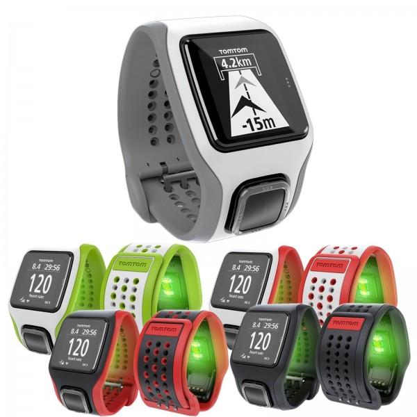 Zegarek sportowy TomTom Runner Cardio GPS