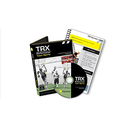 TRX Performance Team Sport DVD