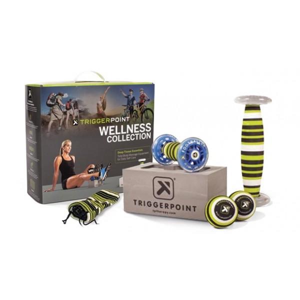 Rouleau de massage Trigger Point Wellness Kit