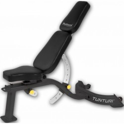 Tunturi Platinum Full Adjustable Bench Trainingsbank