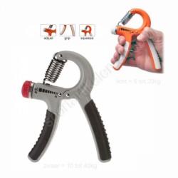 Tunturi Adjustable Handgrip, Heavy