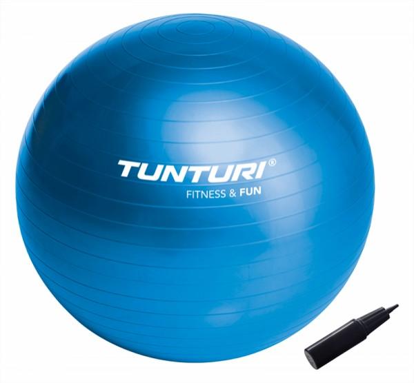 Tunturi Gymbal 65cm, Blauw