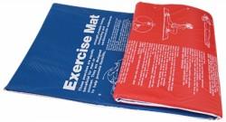 Tunturi Fitnessmat, PVC met opdruk