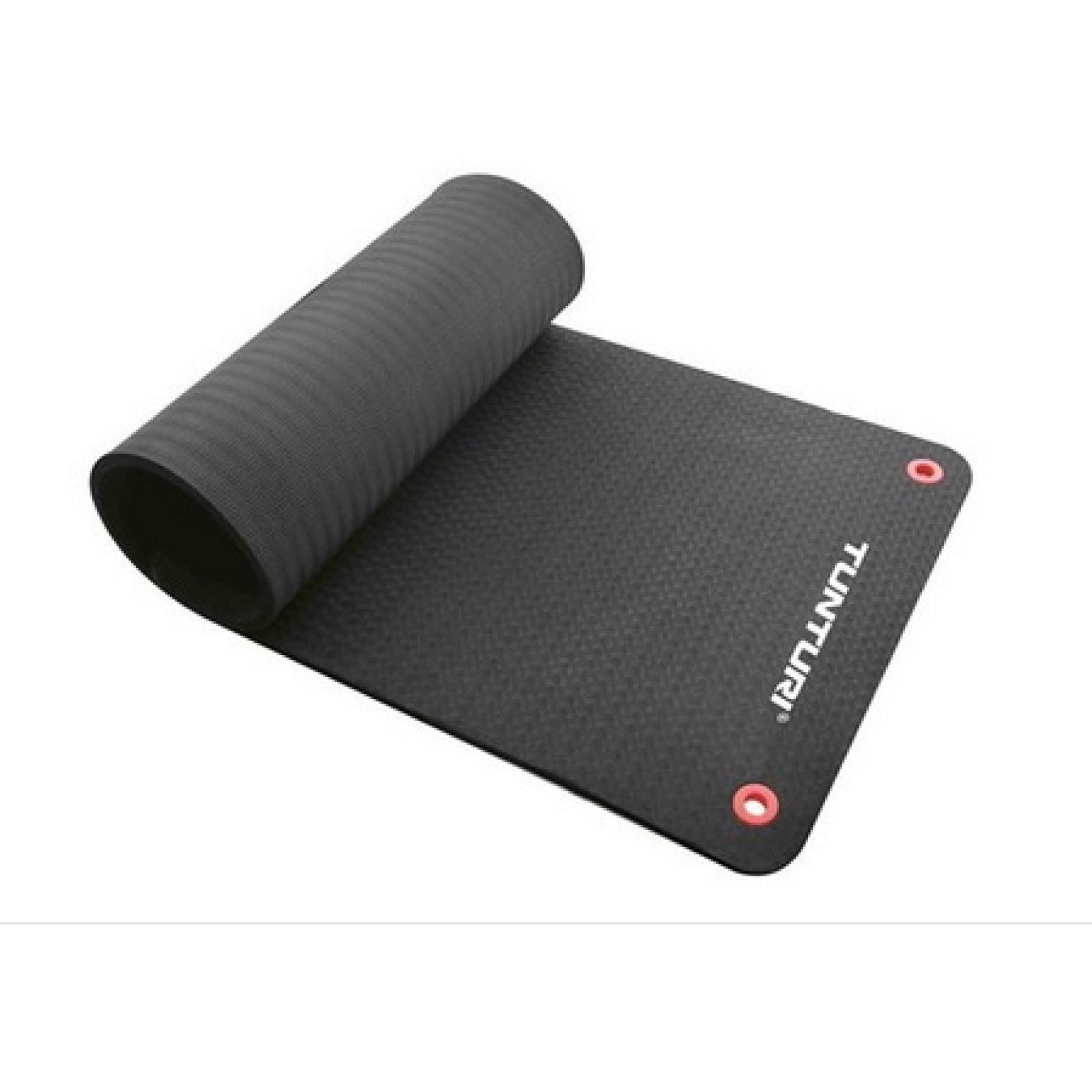 Tunturi Fitnessmat Pro 140cm Zwart Voordelig Kopen Fitshop