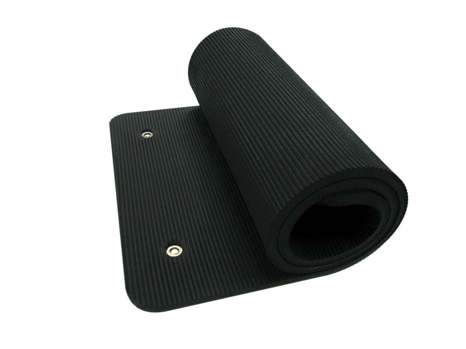 Tunturi Fitnessmat Pro 180cm Zwart Voordelig Kopen Fitshop
