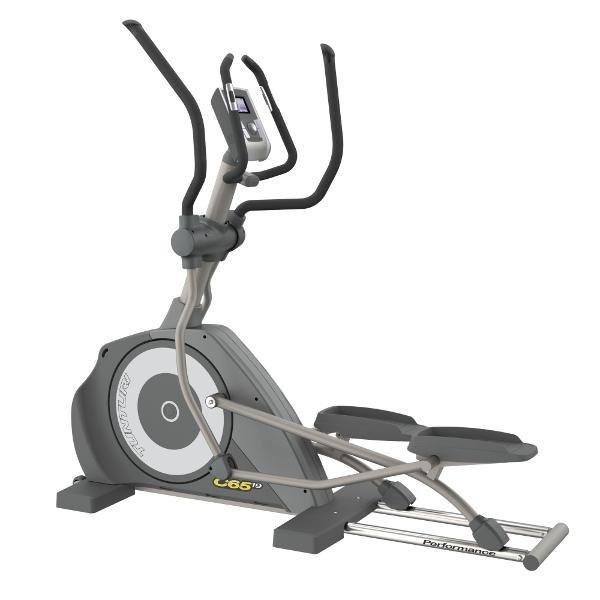Tunturi crosstrainer C65 - Europas Nr. 1 inden for træningsudstyr til hjemmebrug
