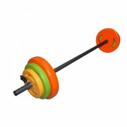 Tunturi Aerobic Pump Set – Bodypump halter 20 kg