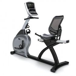 Vélo semi-allongé Vision Fitness R20 Touch Detailbild