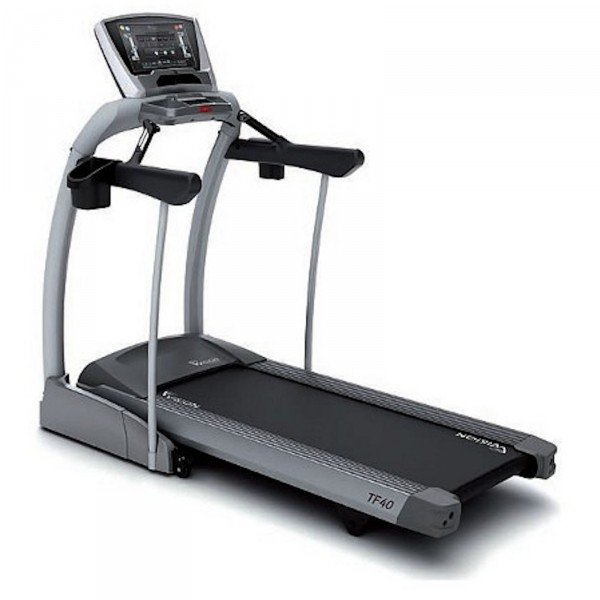 Tapis de course Vision Fitness TF40 Touch