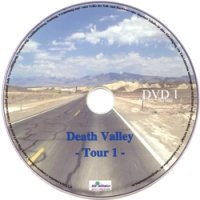 Vitalis FitViewer film Death Valley, tour 1