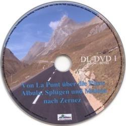 Vitalis FitViewer Film Albula-, Splügen- en de Malojapas deel 1