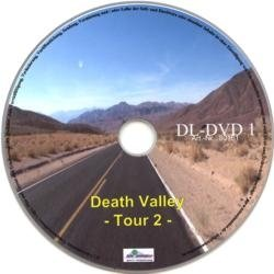 Vitalis FitViewer film Death Valley Tour 2