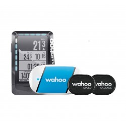 Wahoo Elemnt GPS-bundel incl. TICKR, RPM spd/cad