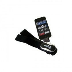 Wahoo iPhone pulse monitor with chest strap nyní koupit online
